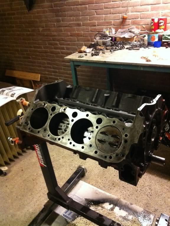 1960 Chevrolet Belair Re Build Update
